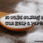10 Ways Baking Soda Can Help a Parent