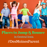 Be Hoppy! – 4 Places to Jump and Bounce in Central Iowa