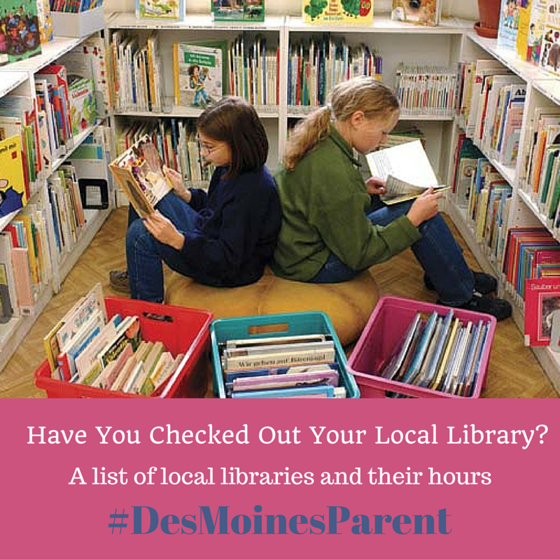 Have You Checked Out Your Library Lately?