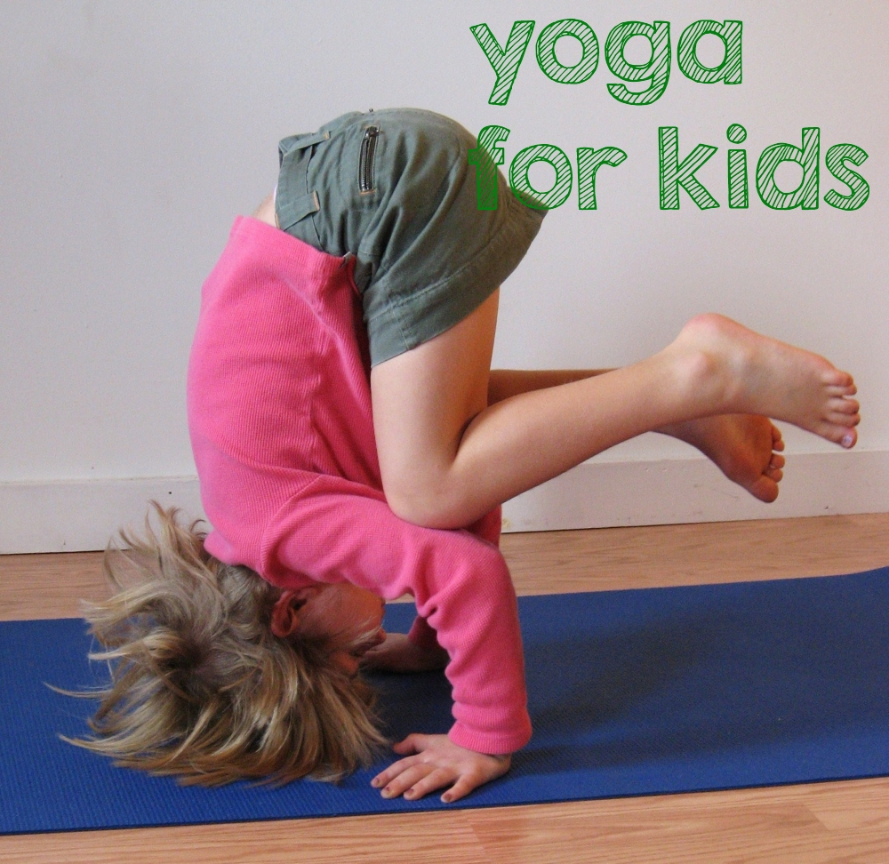 Yoga For Kids: Why and How?