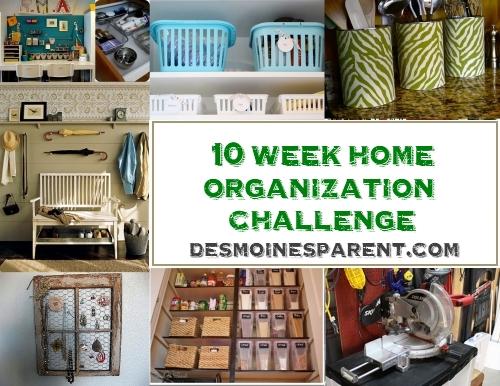 Des Moines Parent 10 Week Home Organization Challenge – Week 4 – Toys