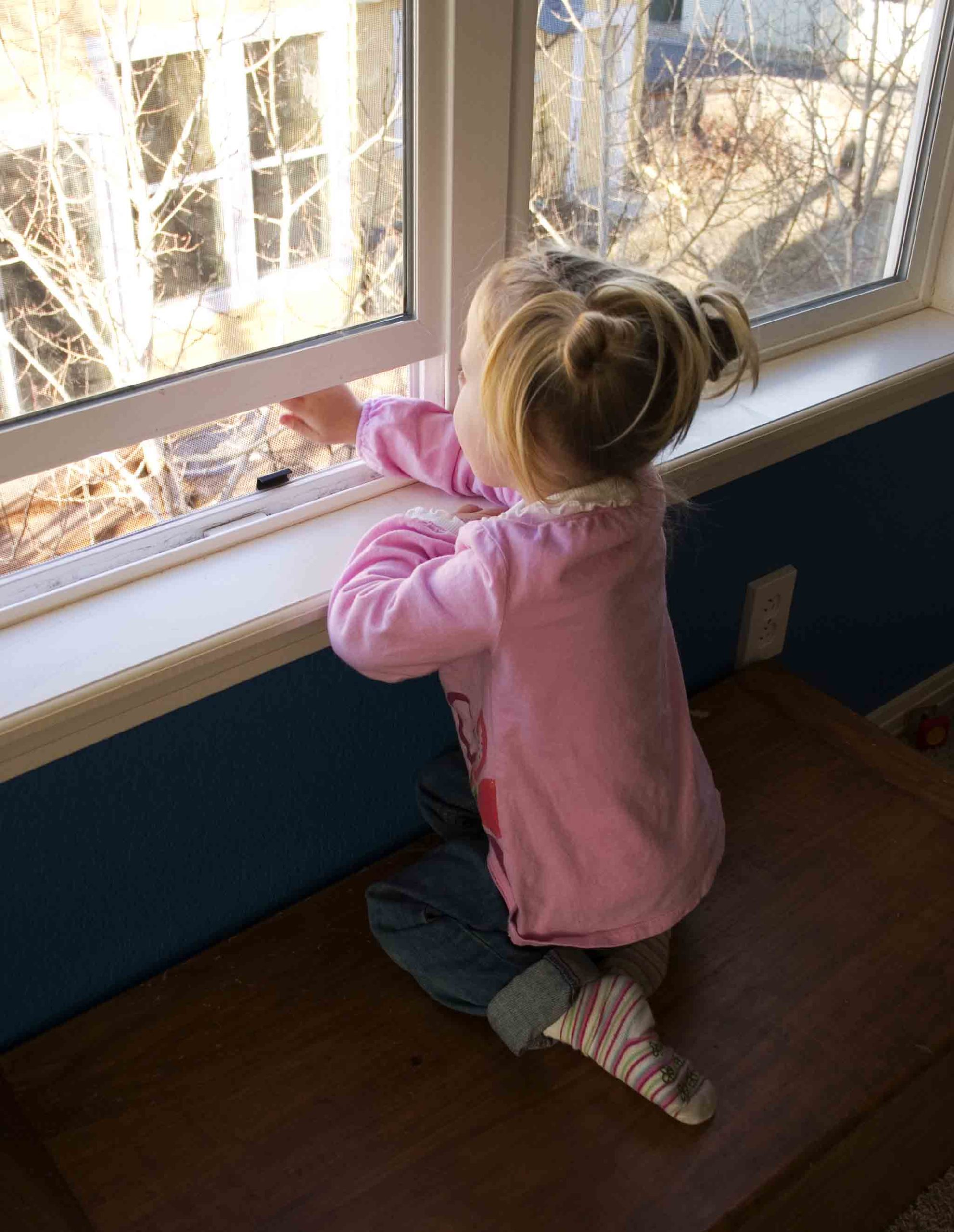 Safety first when it comes to kids and windows