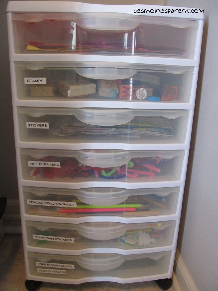 OrganizedSupplies