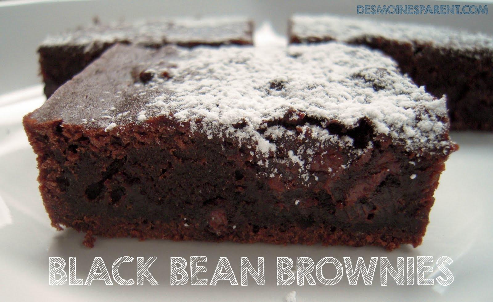 Black Bean Brownies - Des Moines Parent