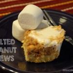 Salted Peanut Chews Recipe