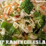 Ramen Noodle Coleslaw Recipe