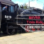 Take a Ride on the Boone & Scenic Valley Railroad