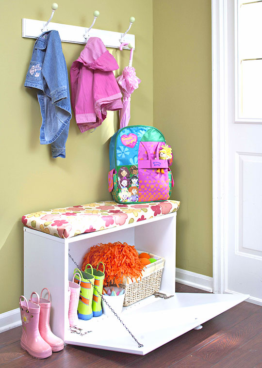 entryway for kids