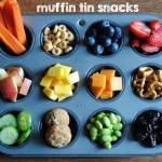 Muffin Tin Snacks – An Easy Way to Get Your Child To Try New Foods