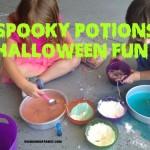Spooky Potions Halloween Fun