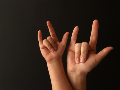 I Miss You Sign Language How to say i l.