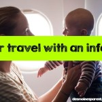 Air Travel with an Infant
