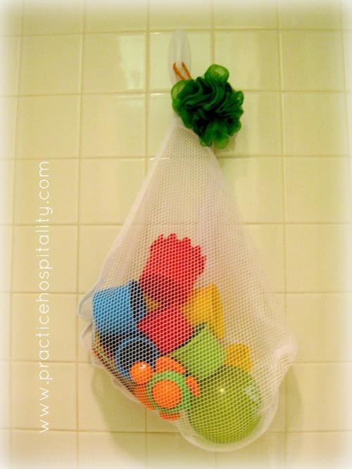 Mesh Bag Storage
