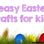 9 Easy Easter Crafts for Kids