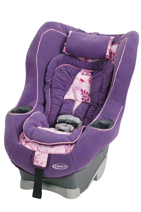 Graco My Size  Car Seat Recall