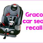 Graco Recalling 4.2 Million Car Seats