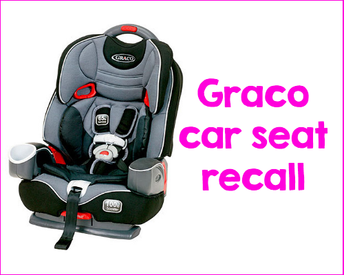 Graco Recalling 42 Million Car Seats