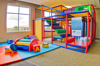 Valley community center des moines parent for Inside play areas
