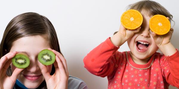 Nix the Vitamins – Offer Kids Healthy Foods Instead