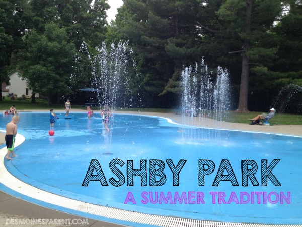 Ashby Park : A Summer Tradition