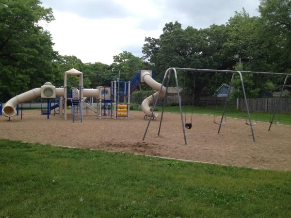 Ashby Park Big Play Area