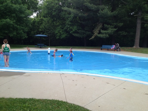 Wading Pool Area
