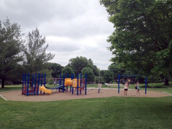 Ashby Park Little Play Area