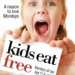 Spaghetti Works Restaurant – Kids Eat Free on Mondays