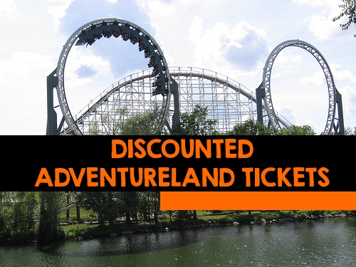 Discounted Adventureland Tickets