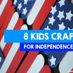 8 Kids Crafts for Independence Day