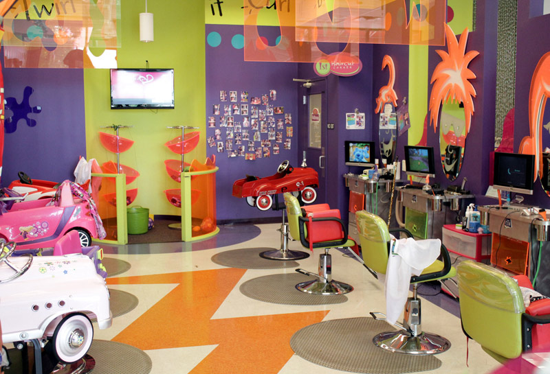 shear madness haircuts for kids specializes in haircuts parties and