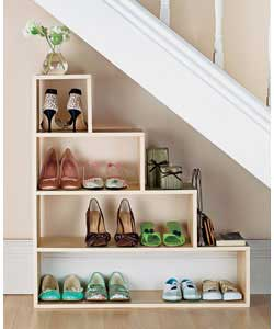 Maximizing Small Spaces – Under the Stairs Storage - Des Moines ...