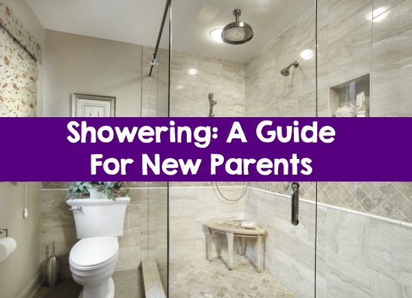 Showering – A Guide for New Parents