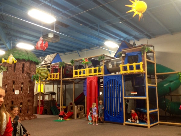 The Playground For Kids In Ankeny Iowa