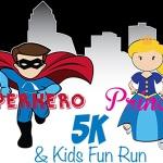 Superhero/Princess Adult 5K Fun Run