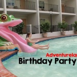 Birthday Fun at Adventureland Inn + Giveaway
