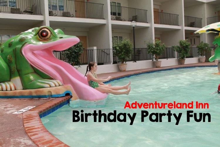 Birthday Fun At Adventureland Inn Giveaway