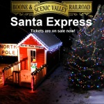 Plan a Trip on the Santa Express