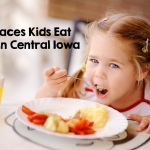 10 Places Kids Eat Free in Central Iowa