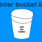 Winter Bucket List with the Kiddos