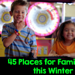 45 Places for Family Fun this Winter