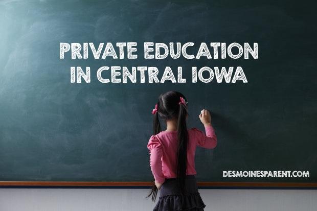 Private Education in Central Iowa