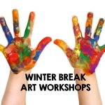 Winter Break Art Workshops for the Kiddos