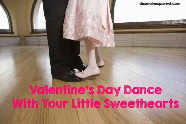 Valentine's Day Dance with Your Little Sweethearts