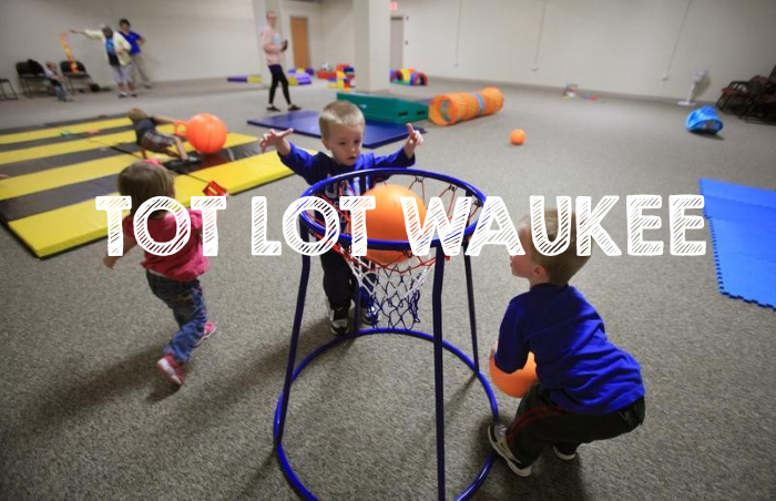 Indoor Fun at Tot Lot Waukee