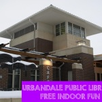 Urbandale Public Library: Free Indoor Fun