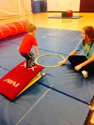 YMCA Preschool Programs: Tumble Tots