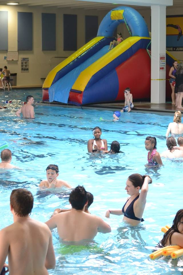 Spring Break Fun Head To The Urbandale Indoor Pool This Spring Break