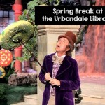 Spring Break at the Urbandale Library