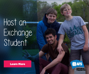 AFS: Host an Exchange Student!